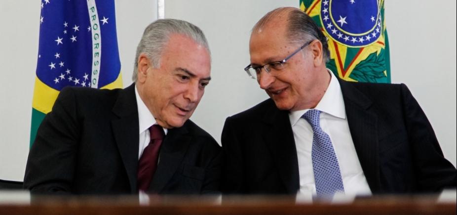 [Alckmin tenta reverter votos tucanos contra Temer em São Paulo]