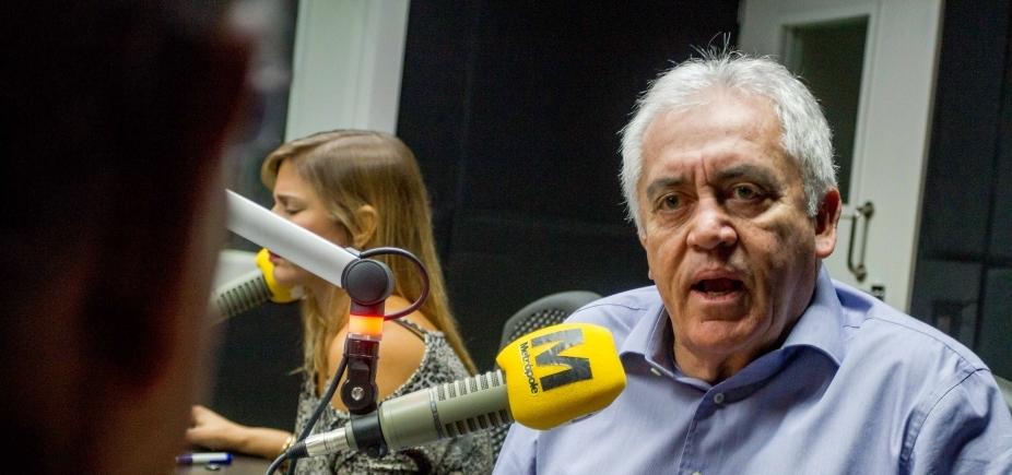 [Otto diz que Temer deixou de repassar R$ 300 milhões para obras do metrô]