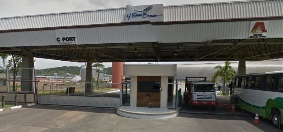 [Funcionário morre após elevador de empresa despencar em São Tomé de Paripe]