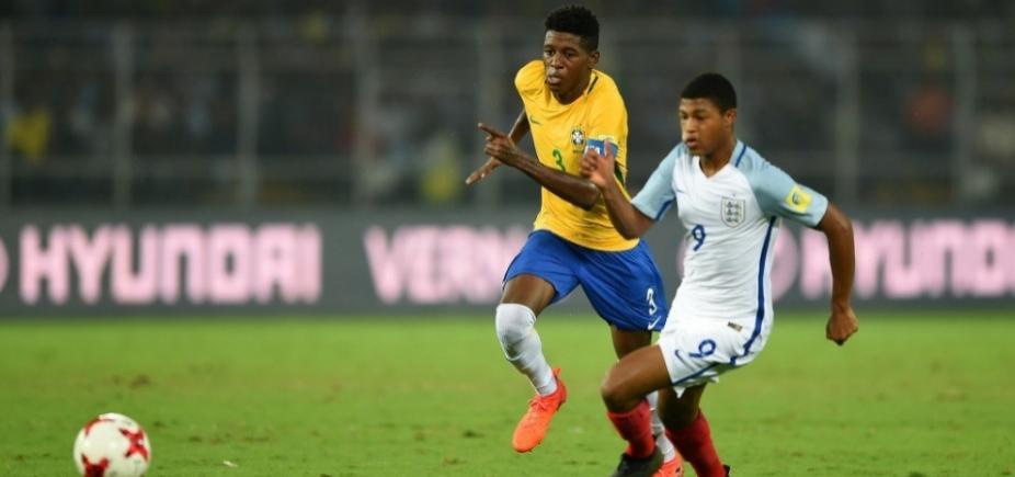 [Mundial sub-17: Brasil perde para Inglaterra por 3 a 1 e deixa competição ]