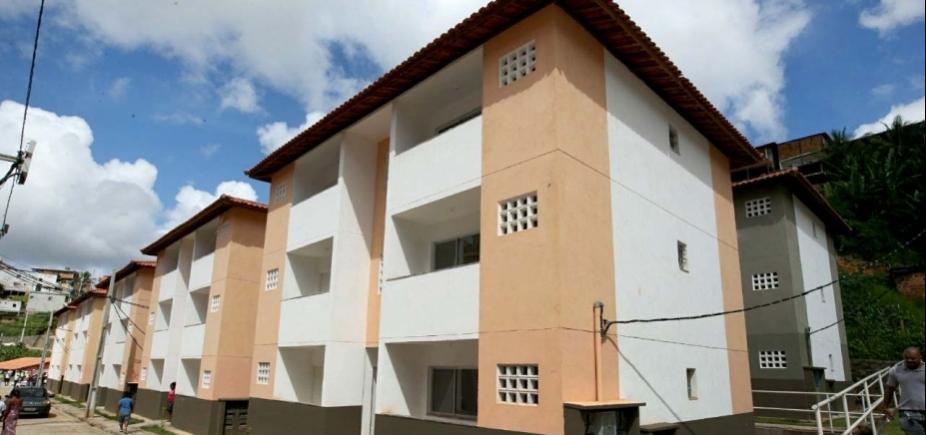 [Governo entrega 234 unidades habitacionais em Cajazeiras VIII]