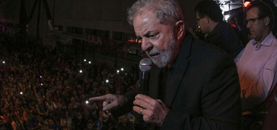 [Supremo nega pedido de Lula por suspeição de Moro]