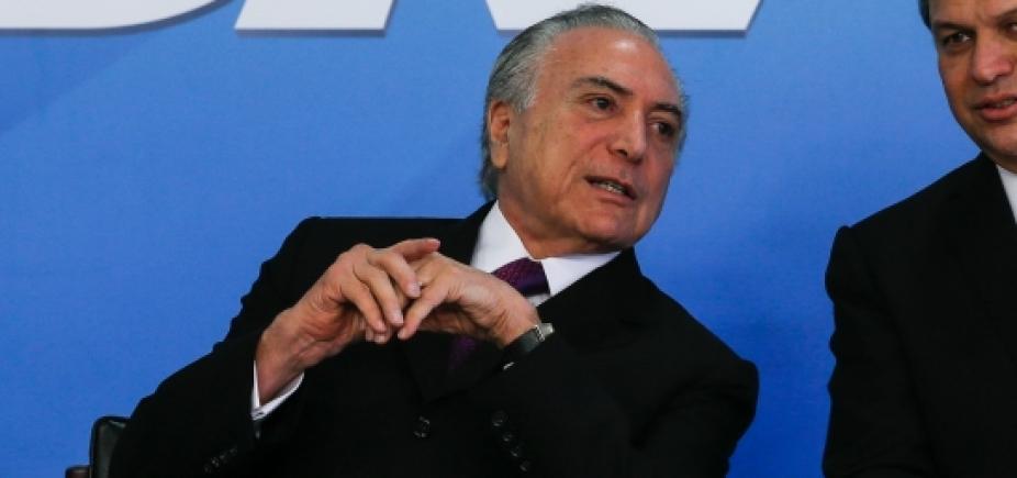 [Negociações para barrar denúncia contra Temer chegaram a custar R$ 32,1 bilhões]