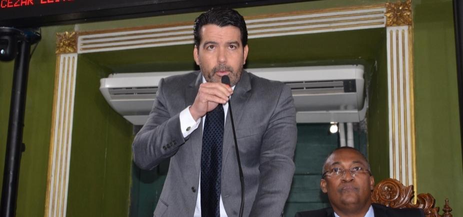 [Vereador provoca oposição após aprovação de projeto: \