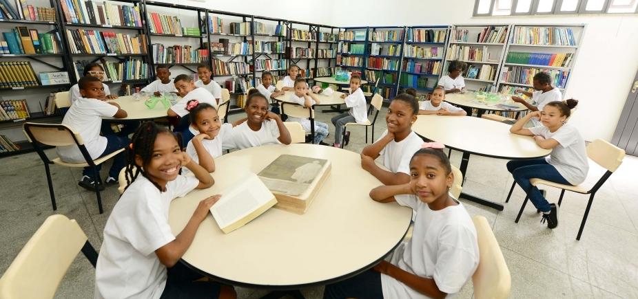 [Biblioteca Edgar Santos é reinaugurada após requalificação]