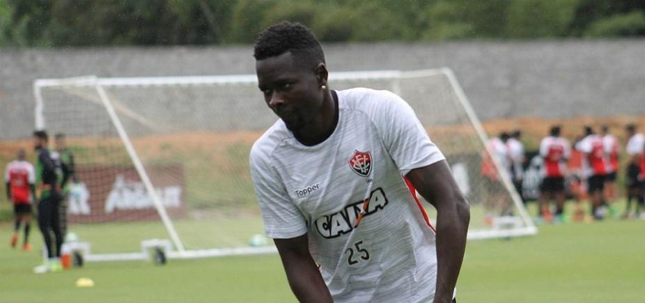 [Kanu convoca torcida para apoiar o Vitória contra o Atlético-GO: \