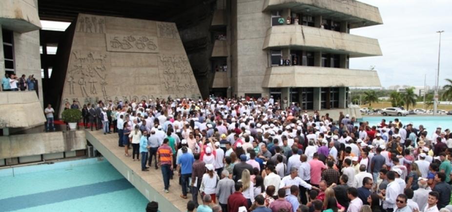 [Prefeituras baianas se unem em protesto e encaminham carta pedindo R$ 4 bi ao Governo Federal]