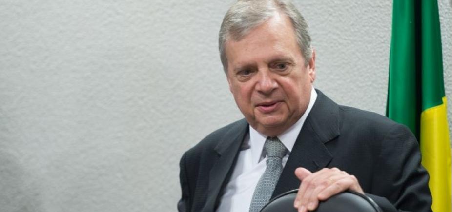 [Tasso Jereissati admite que pode disputar eleição para presidência do PSDB]