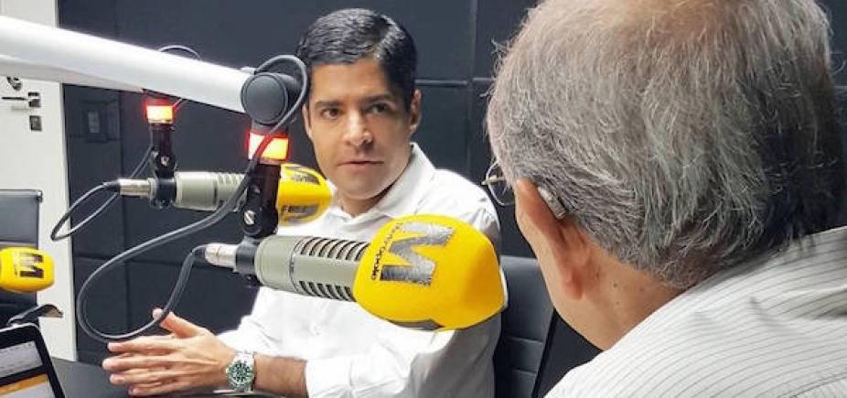 [Jornal da Bahia no Ar: prefeito ACM Neto é entrevistado por Mário Kertész nesta sexta]