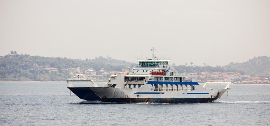 [Ferry boat: Embarque de veículos em São Joaquim é intenso nesta sexta]
