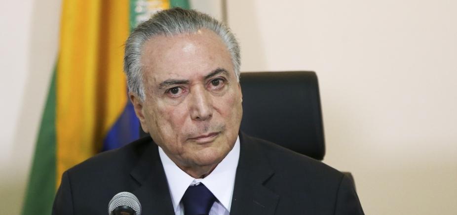 [Michel Temer passa por cirurgia na próstata e permanece internado em São Paulo]