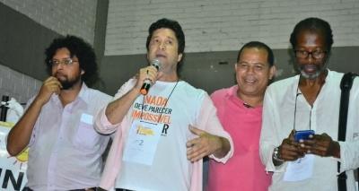 Marcos Mendes será candidato do PSOL a governador nas eleições de 2018