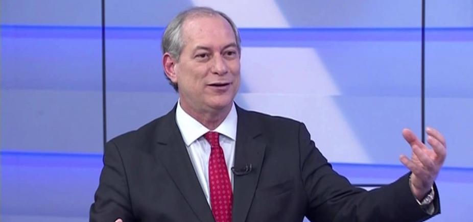 [Ciro Gomes será entrevistado por Mário Kertész no Jornal da Bahia no Ar desta quarta-feira ]
