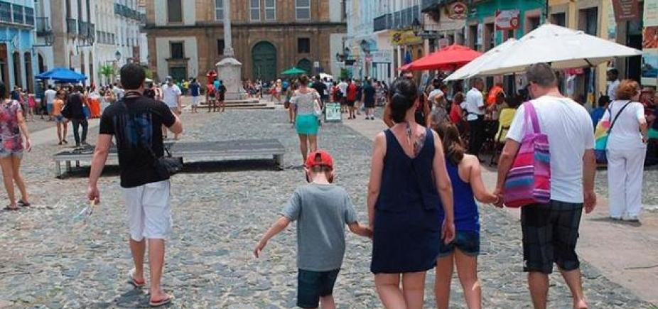 [Taxa de ocupação hoteleira em Salvador cresce mais de 15% nos últimos quatro meses ]