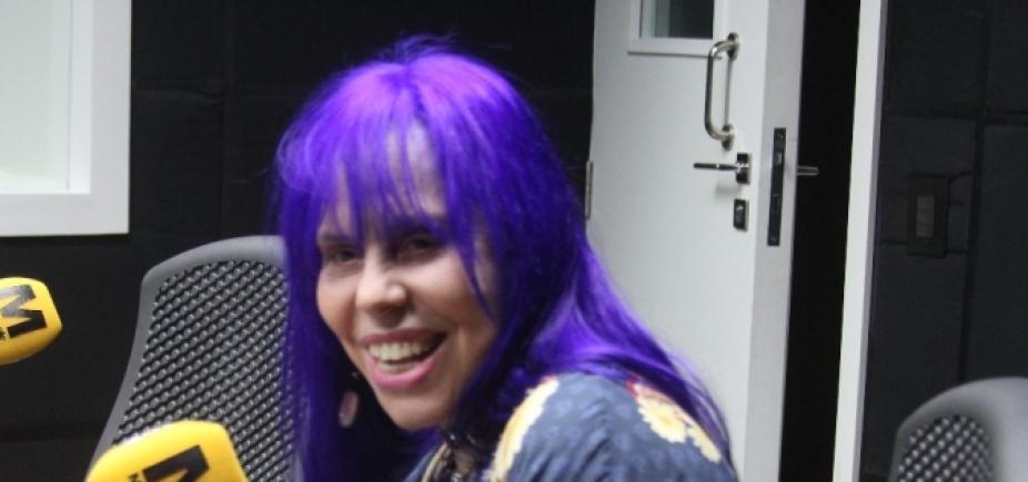 [Baby do Brasil mistura Rock nʹ Roll e Bossa Nova em show na Concha Acústica: \