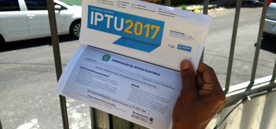 [Senador critica silêncio de entidades sobre aumento do IPTU: \
