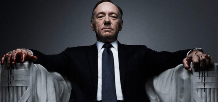 [Netflix suspende filmagem da 6ª temporada de House of Cards após acusação contra Kevin Spacey]