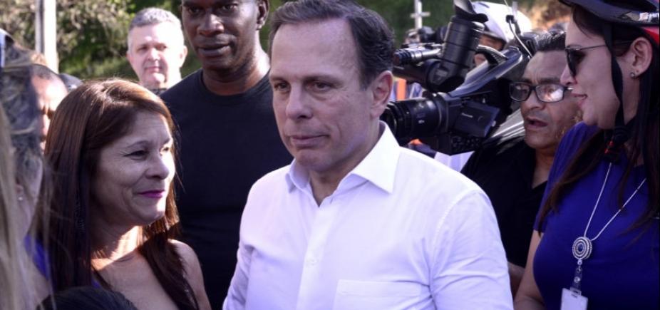 [Doria propõe criar frente partidária única contra Lula e Bolsonaro]