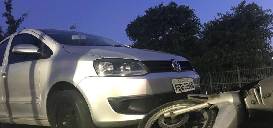 [Carros roubados são recuperados no bairro de Valéria; suspeita é autuada em flagrante]