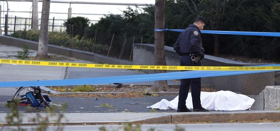 [Autoridades confirmam que atentado em Nova York foi ato de terrorismo]