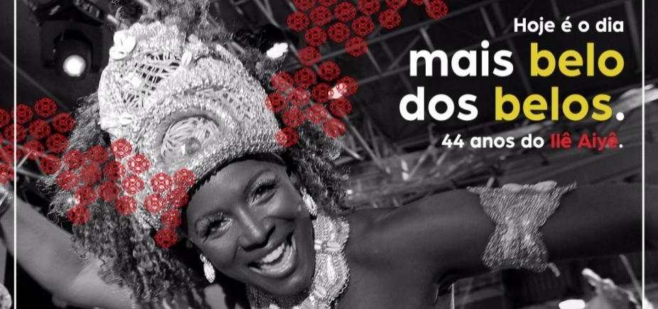[Bloco afro Ilê Aiyê comemora aniversário com campanha de financiamento coletivo]