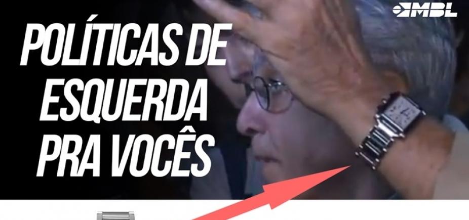 [MBL volta a criticar Caetano e cita 'relógio de R$ 23 mil':