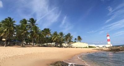 Requalificação de trecho do Farol de Itapuã deve ser entregue em quatro meses