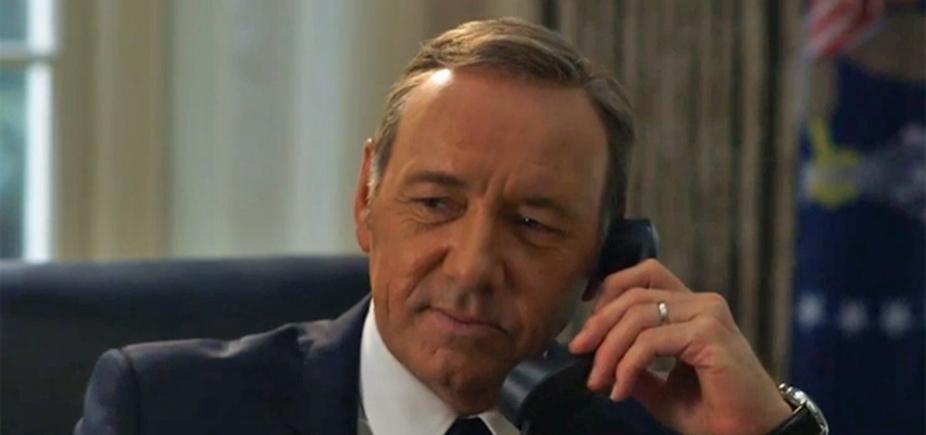 [Polícia britânica vai investigar ator Kevin Spacey após acusação de assédio sexual ]