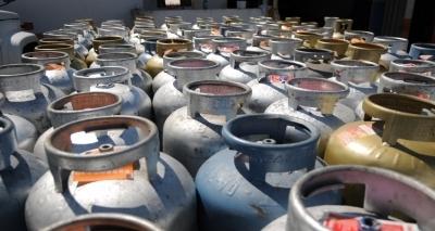 Petrobras anuncia reajuste de 4,5% no preço do gás de cozinha