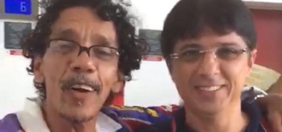 [Binha de São Caetano confirma candidatura à presidência do Bahia]