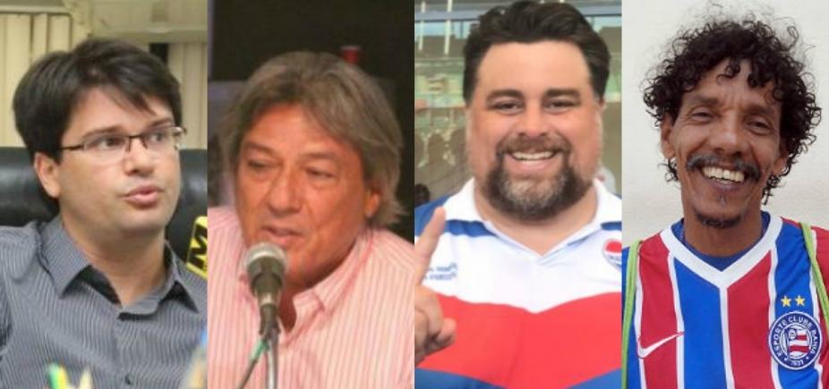 [Quatro chapas inscrevem candidatura à presidência do Bahia; confira]