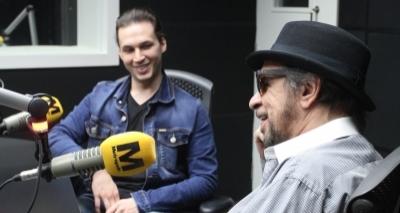 Marcelo Nova revela história curiosa sobre como efetivou filho em sua banda: