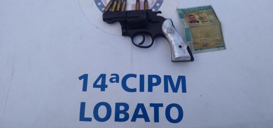 [Homens suspeitos de roubar agências dos Correios em Platarforma e Alto do Cabrito são presos]