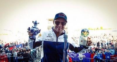 Em vídeo, Felipe Massa anuncia que não vai mais competir na Fórmula 1: