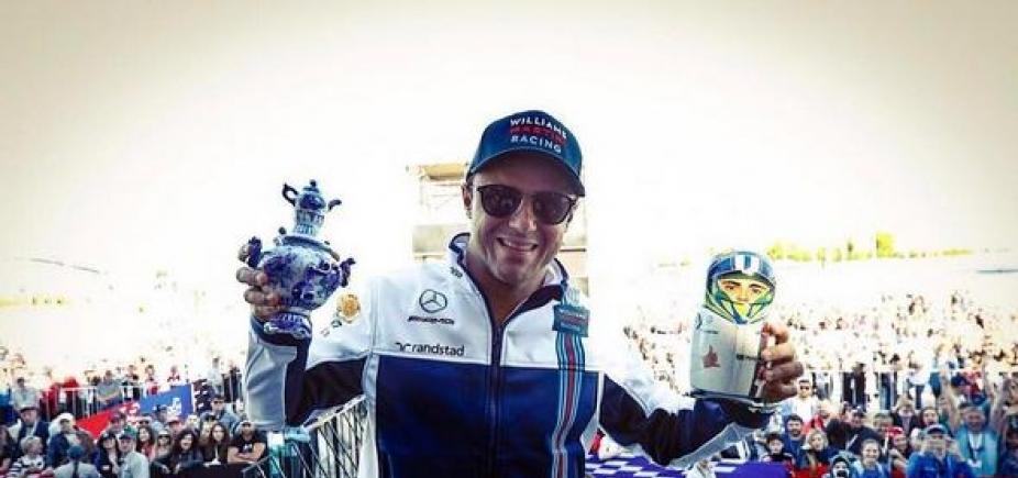 [Em vídeo, Felipe Massa anuncia que não vai mais competir na Fórmula 1: \