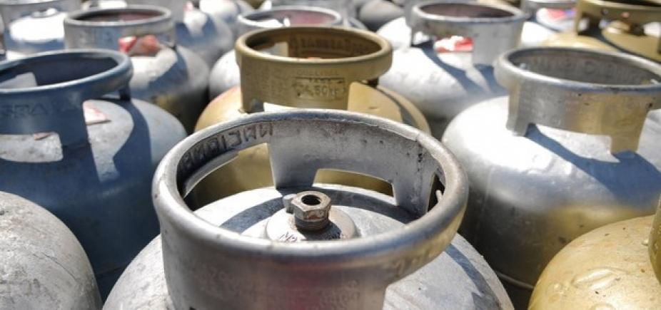 [Reajuste de 4,5% no preço do gás de cozinha começa a valer a partir deste domingo]