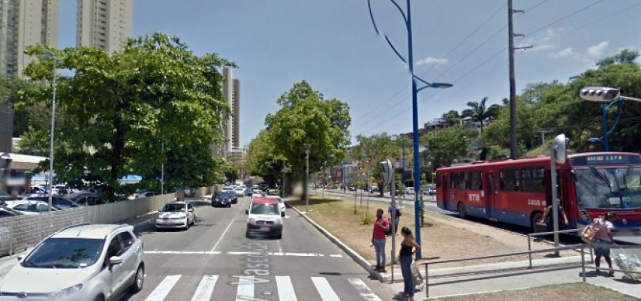 [Protesto deixa tráfego intenso na Av. Vasco da Gama; confira trânsito ]