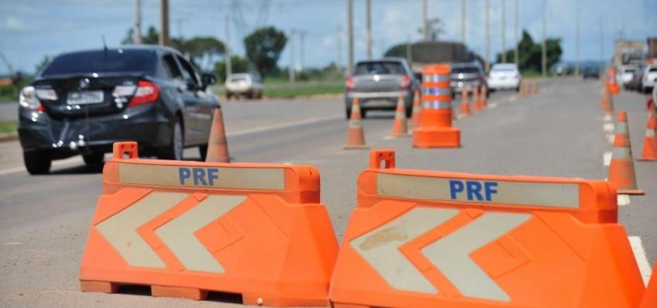 [PRF autua mais de 3 mil motoristas por excesso de velocidade nas estradas durante o feridão]