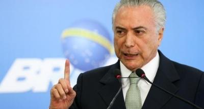 Denúncias de Janot foram tentativa de impedir nomeação de novo chefe do MP, diz Temer