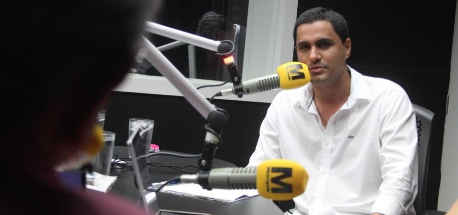 [Prefeito de Itaberaba diz que política precisa de renovação: \