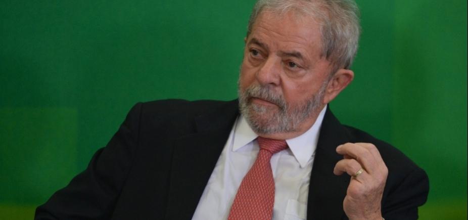 [Defesa de Lula entra com pedido para reverter bloqueio de bens]