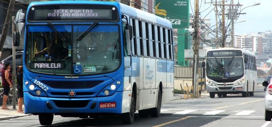 [Protesto dos rodoviários: ônibus de Salvador não farão integração com metrô nesta quarta]