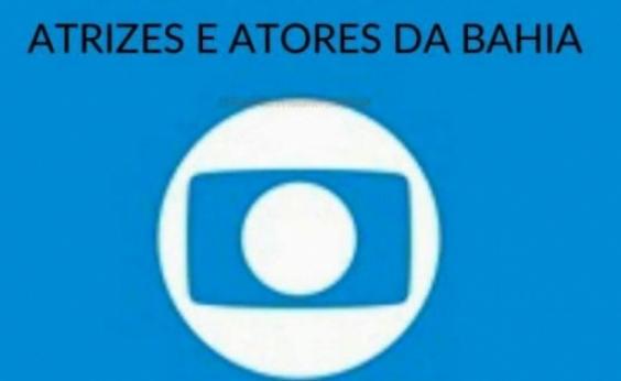 """[Em carta aberta, atores baianos criticam Globo: """"Lugar de baiano não é na figuração""""]"""