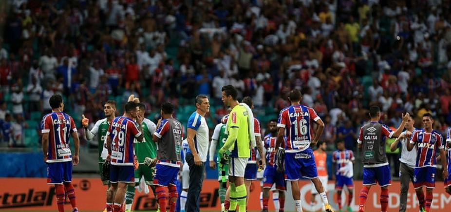 [Bahia inicia venda de ingressos para duelo com o Atlético-MG]
