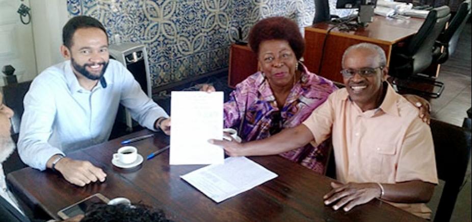 [Governo assina convênio de R$ 3 milhões para reforma e restauração do Arquivo Público da Bahia]