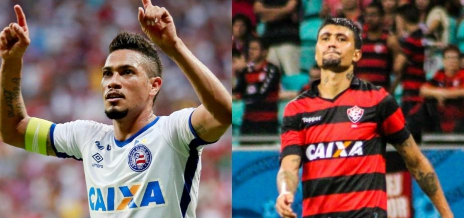 [Reservas, camisas 9 de Bahia e Vitória recebem R$ 500 mil por apenas 19 gols em 2017]