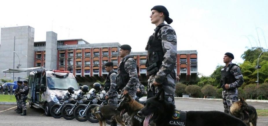 [Governo paga Prêmio por Desempenho Policial no dia 13 a servidores da Segurança Pública]