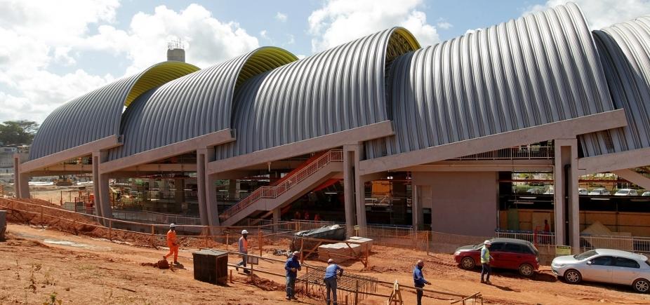 [Estações do metrô motivam interesse da Prefeitura de Salvador em bairros de Lauro de Freitas]