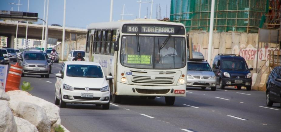 [Rodoviários mantêm circulação de ônibus em Salvador nesta sexta-feira]