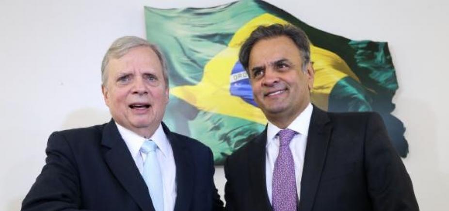 [Após ser destituído do comando do PSDB, Tasso critica Aécio: ʹTemos diferenças profundasʹ]